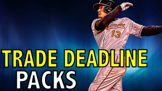 TRADE DEADLINE PACK OPENING | MLB THE SHOW 16 DIAMOND DYNASTY