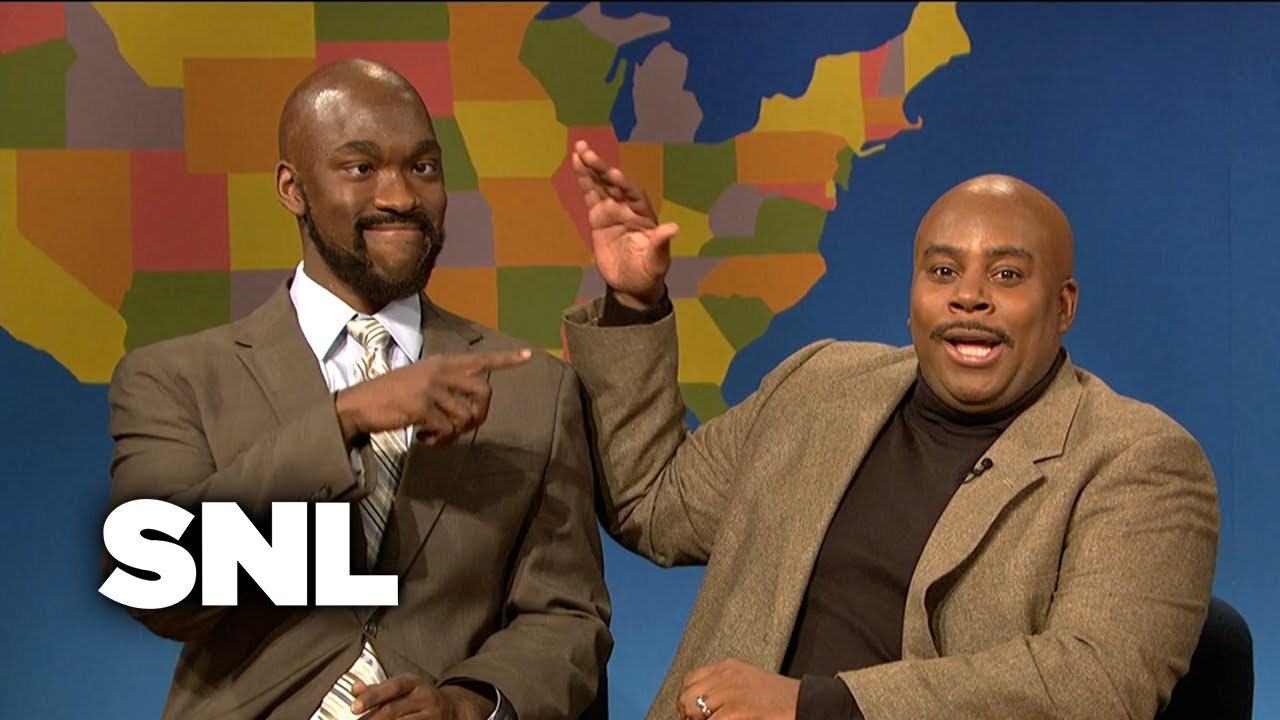 Weekend Update: Barkley and Shaquille O'Neal on the NBA ...