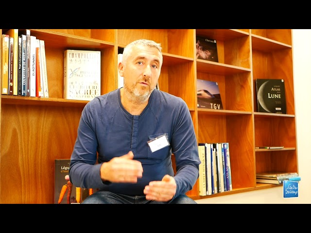 Interview d'Olivier Noël, sociologue