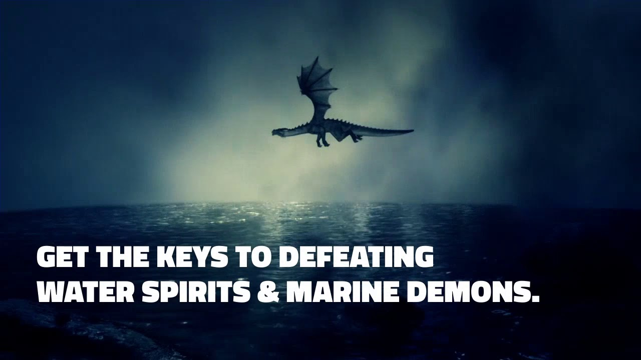 Drowning Marine Demons | Battling Water Spirits With Warfare Strategies
