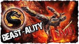 MORTAL KOMBAT X Live mit Beast