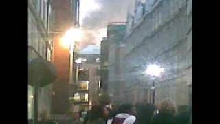 fire at breams building 18 march 09
