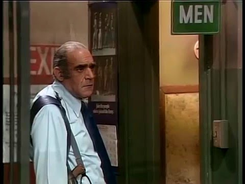 Fish at his Funniest!  Barney Miller  1976