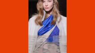 Hermès Fall 2013 RTW   Runway Fashion Thumbnail