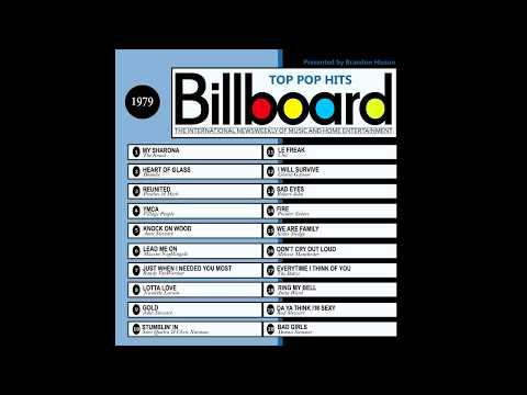 Billboard Top Pop Hits - 1979