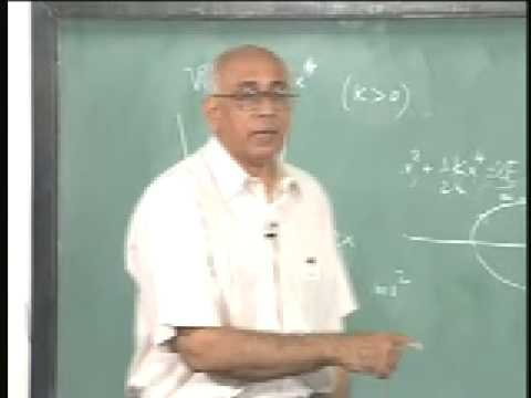 Mod-01 Lec-03 Dynamics in phase space