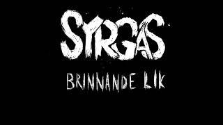 Syrgas - Brinnande Lik EP [2019 Crust Punk]