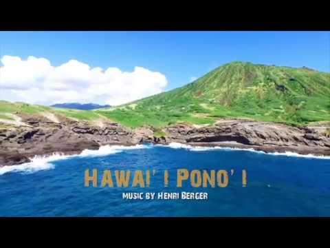Hawai'i Pono'i, Hawaii's state song, performed on bagpipes