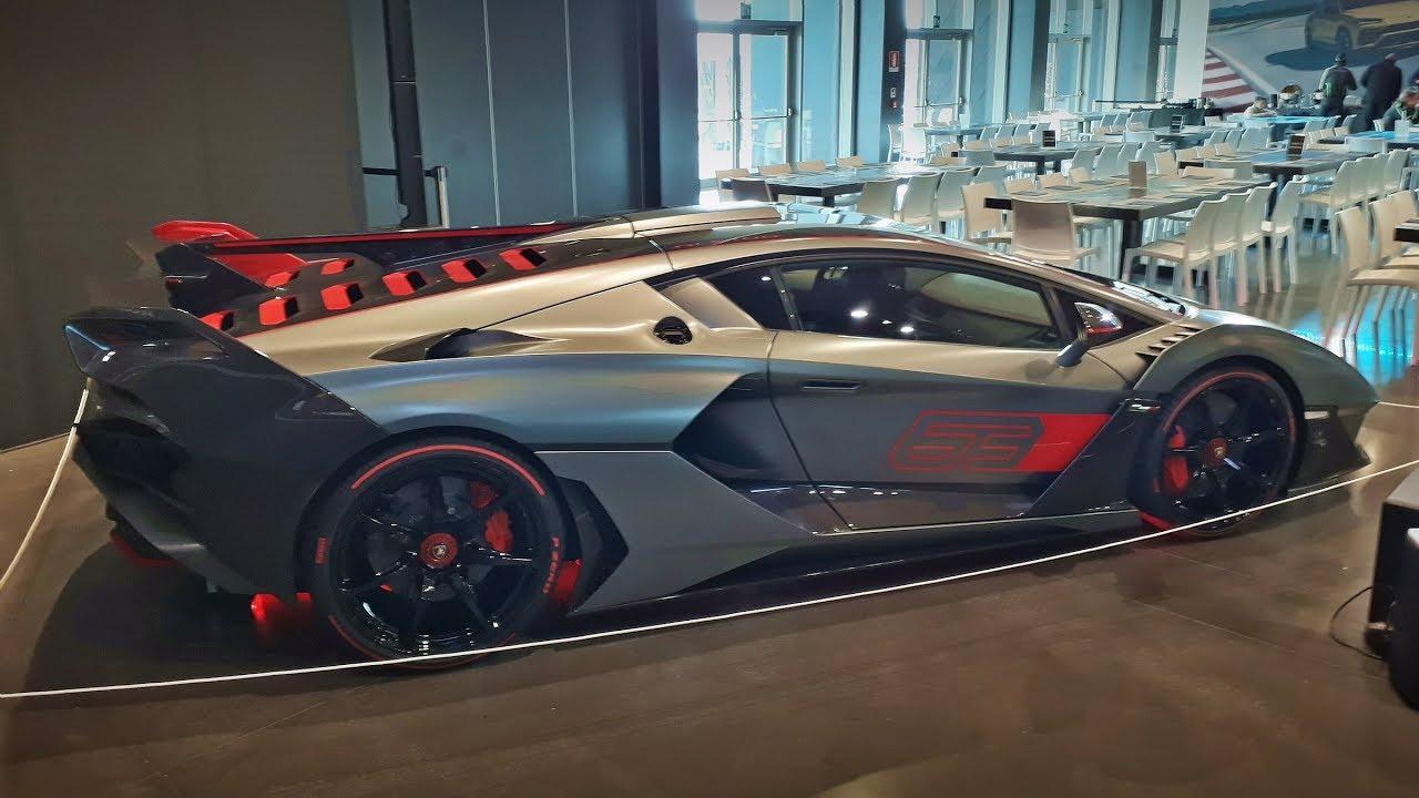 Lamborghini Sc18 Alston Details And Interior Youtube