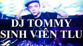 """[TLFC] DJ Tommy bay cùng """" đam mê"""" với sinh viên Thăng Long"""