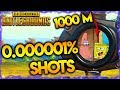 ONE IN A MILLION PUBG SHOTS MOMENTS |  PUBG Best And Funny WTF Moments #25