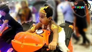Crazy krishna Playing Games In Mall // Modern Krisna Funny Games