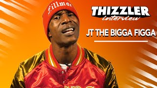 "JT The Bigga Figga on jumping Mac Dre in the 90s, ""Game Recognize Game"" & more"