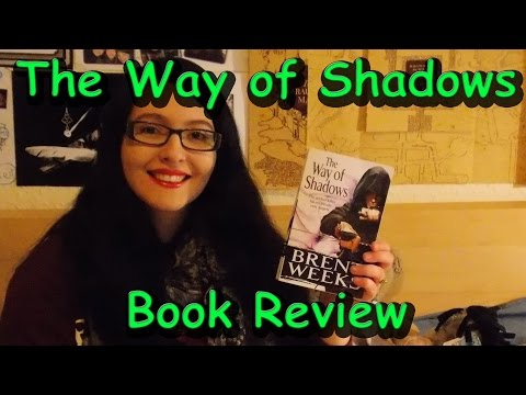 The Way of Shadows (review) by Brent Weeks
