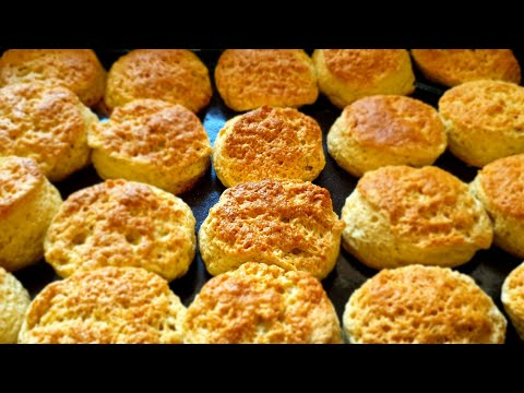 Scones recipe/How to make scones/How to bake scones/South African scones recipe/Easy scone recipe