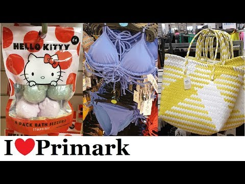 5ac9ab8505 Everything New at Primark - April 2019