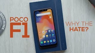 Xiaomi Poco F1 - Why Indian Youtubers are hating it? Is it bad?