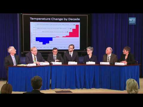 White House Event on the National Climate Assessment Release