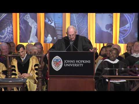 Michael J. Trebilcock, Johns Hopkins Presidential ...