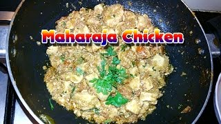 Maharaja Chicken Curry