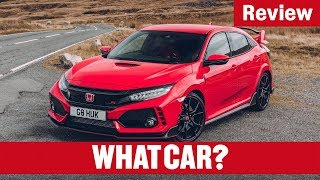 2018 Honda Civic Type R Review | What Car?