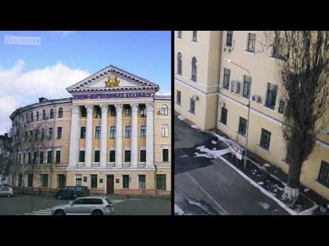 Kyiv-Mohyla Academy. Києво-Могилянська академія.