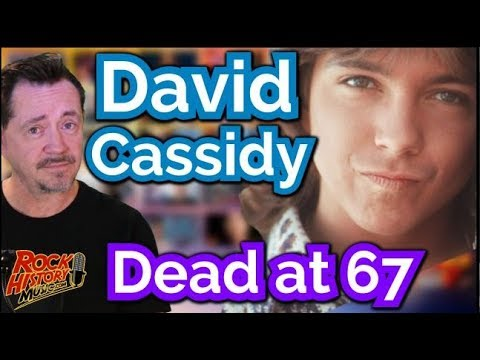 David Cassidy Of the Partridge Family Dead at 67 - We Say Goodbye