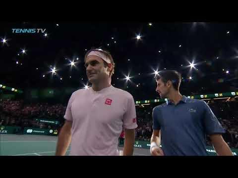 Match Point: Djokovic Edges Federer In Epic Semi-final In Paris 2018