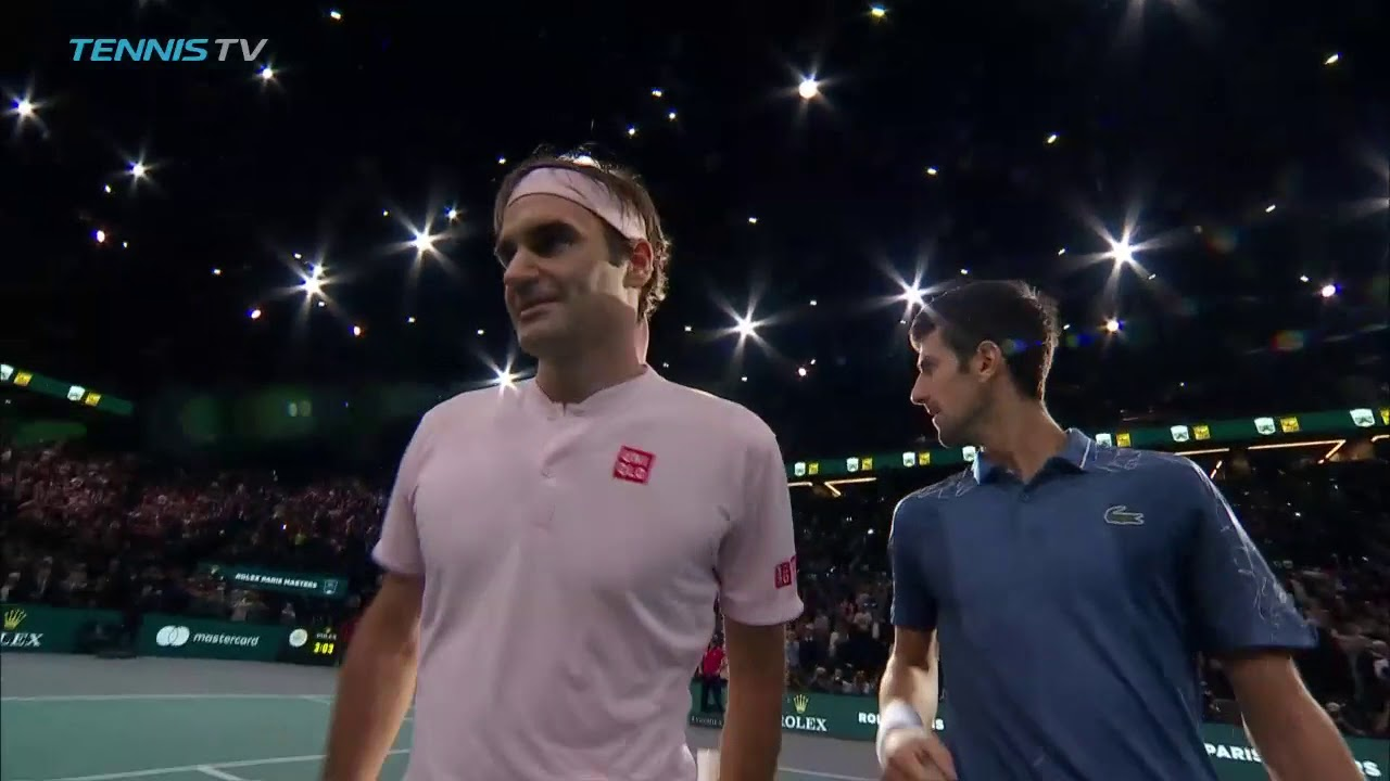 Roger Federer delivers masterclass in win over Novak Djokovic at ...