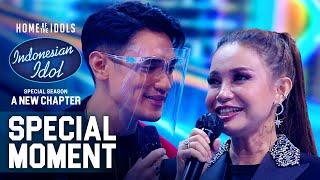 Duet Afgan & Rossa, Romantis Banget! - Indonesian Idol 2021