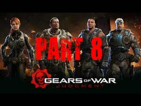 """GEARS OF WAR JUDGMENT """"THE MUSEUM OF MILITARY GLORY"""" SECTION 8"""