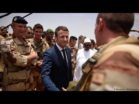 Mali: La France suspend ses opérations militaires conjointes avec les forces maliennes