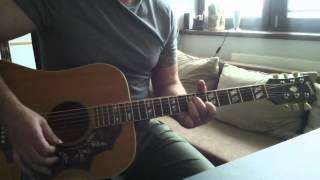 69' Gibson Hummingbird Demo