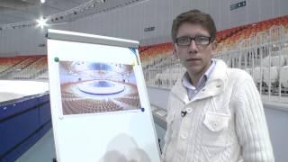 """Василий Анощенко, ведущий программы """"Спортивные технологии Сочи"""""""