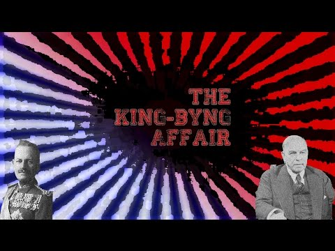 King-Byng Affair