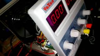 Дороботка блока PS-1502 DD. 2часть