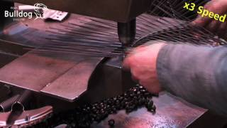 Manufacturing A Bulldog Sprinbok Rake