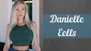 Фитнес модель Danielle Eells | Мотивация | Спорт