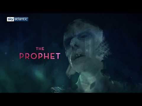 Britannia: Mackenzie Crook AKA The Prophet