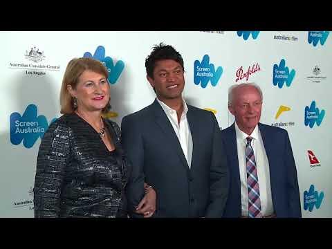 EVENT CAPSULE CLEAN - Screen Australia And Australians In Film Host Australian Oscar Nominees Party