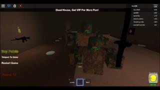 Roblox #3 Dead House
