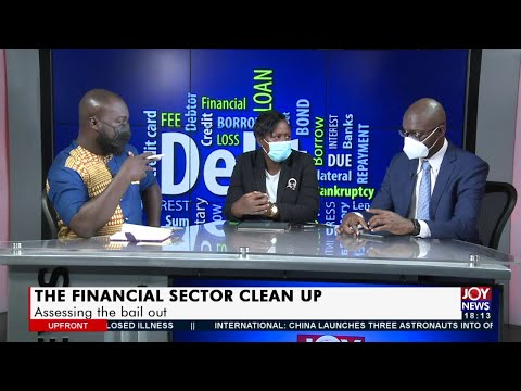 Ghana Financial Sector Clean up: Assessing the bail out  | 17 June 2021
