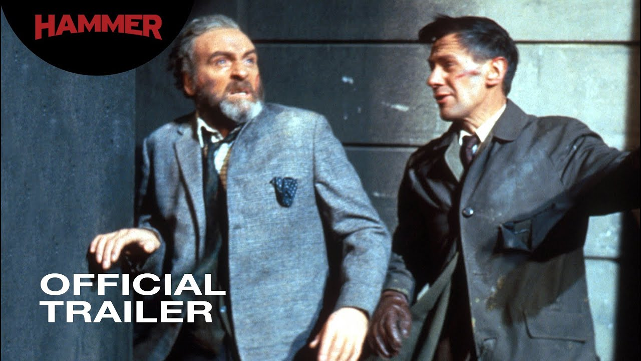 Quatermass and The Pit / UK Theatrical Trailer (1967)