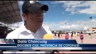 Colegio Provincia de Cotopaxi - Dario Chancusig
