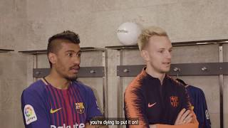 Iniesta, Coutinho and Rakitic set unique challenges for Superfans