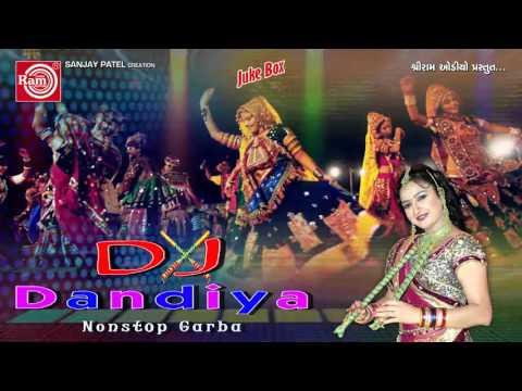 Dj Dandiya || Dj Nonstop Garba Part-1 ||Farida Meer || Aavo To Ramvane