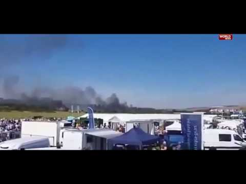 Sport news 5 - Live Footage Brazil Football Team Plane Crashed In Colombia 29 Nov 2016