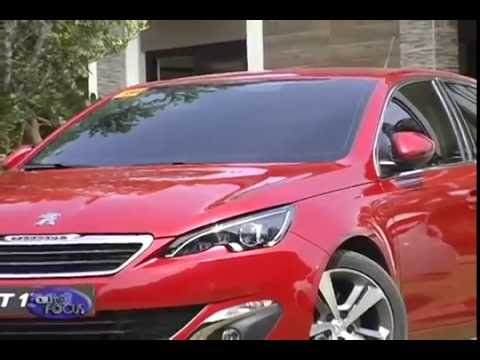 Peugeot 308 Test Drive To Tagaytay  - Test Drives