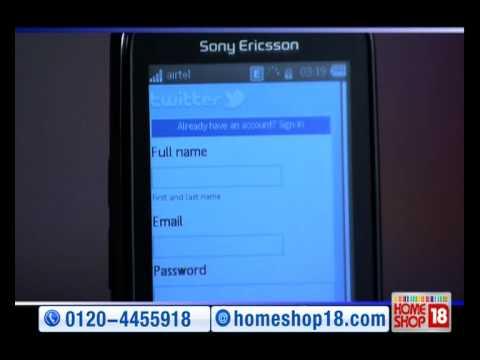 HomeShop18.com - Full Touch - Mix Walkman WT13i by Sony Ericsson