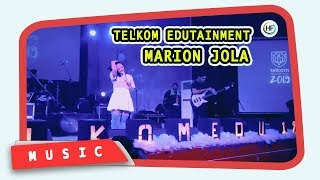 Download Video SATU JAM BERSAMA MARION JOLA - TELKOM EDUTAINMENT 2019 MP3 3GP MP4
